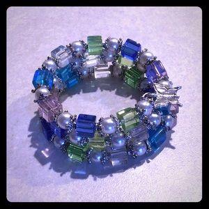 Cute twist bracelet